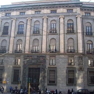 Punto 4: palazzo INPS di Piazza Missori