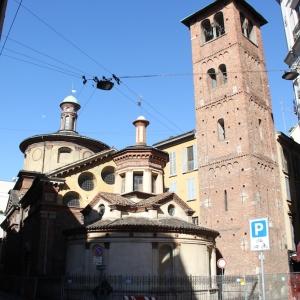 Punto 6: Chiesa di S. Maria presso S. Satiro