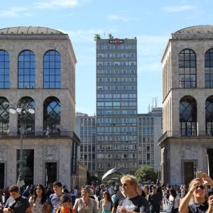 Punto 8: Piazza Diaz e Torre Martini